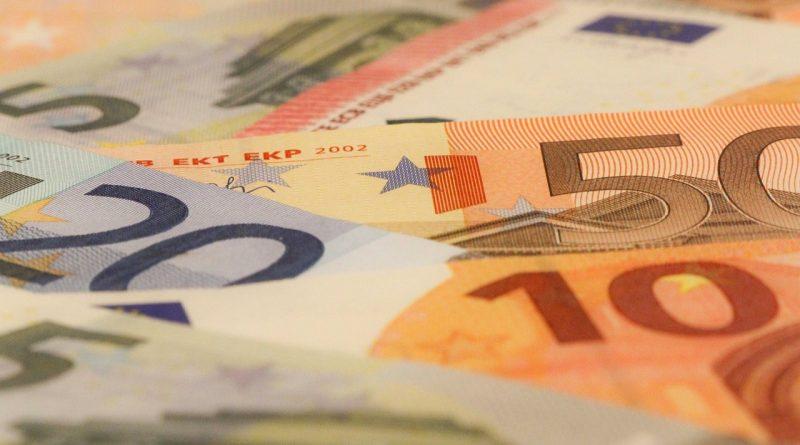pieniądze - euro