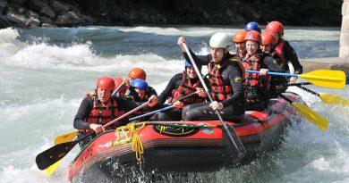 rafting w Turcji