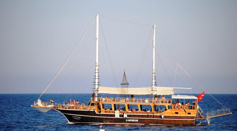 rejs statkiem Turcja