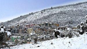 Turcja zimą