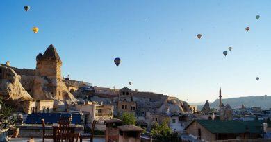 wycieczka fakultatywna do Kapadocji